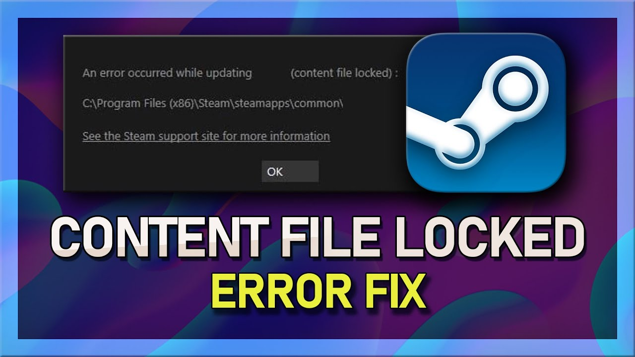 Steam - How to Fix