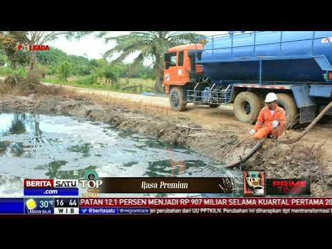 Ketinggian Semburan Minyak di Aceh Terus Mengecil Mp3