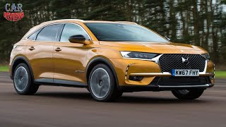DS 7 Crossback Review  - Car Reviews Channel