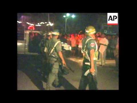 Cambodia - Crackdown by Hun Sen