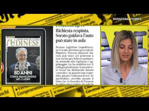 Rassegna Stampa del 20 Maggio 2021 su Cusano Italia Tv (264 ddt)