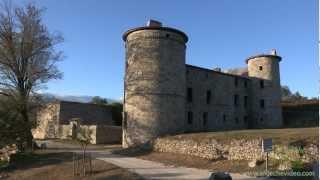 Ardèche - Chateau de Craux (Genestelle)