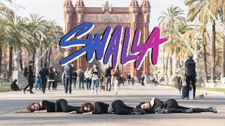 "[DANCE IN PUBLIC] ""SWALLA"" - BLACKPINK LISA - Cover by Girl Krush"