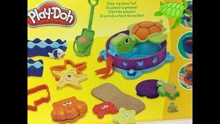 PLAY-DOH OCEAN ADVENTURE SET.  by Granny B.