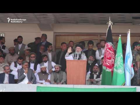Former Afghan Warlord Calls on Insurgents to End War