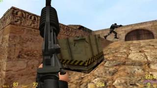 Counter Strike Source : Alpha Version