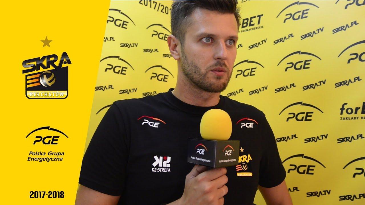 Pierwszy wywiad z trenerem Michałem Winiarskim
