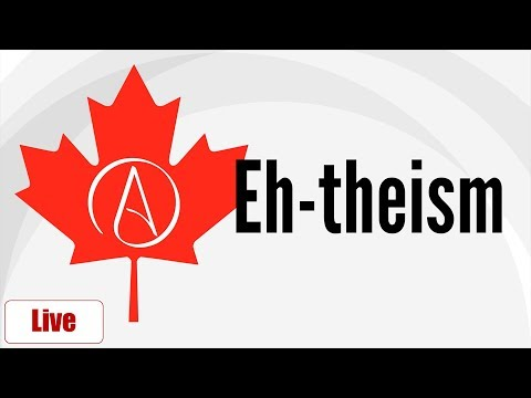 Atheism in Canada vs in the Southern US - Live w/ Godless Cranium & Shannon Q