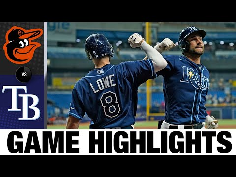 Download Orioles vs. Rays Game Highlights (8/16/21) | MLB Highlights