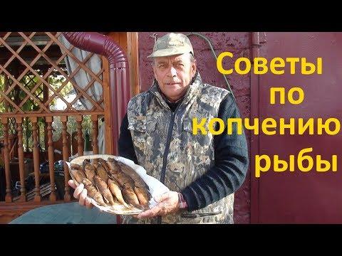 Важно! Советы по копчению рыбы!