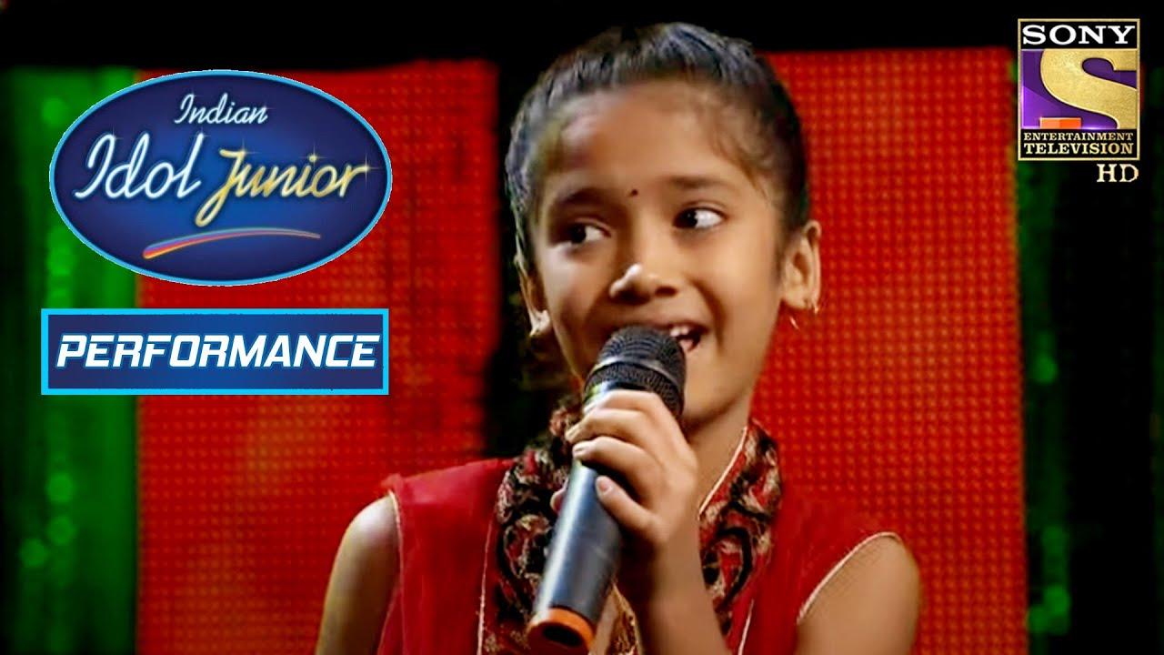 Download Sugandha Shocks Everyone With Her Performance   Indian Idol Junior