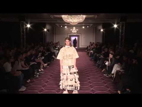 Middlesex University Press and Industry Fashion Show 2015 - full catwalk