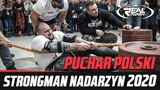 Puchar Polski Strongman - Nadarzyn 2020