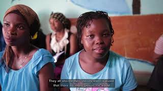 Girls' Inspire: Fighting Premature Wedding in Mozambique