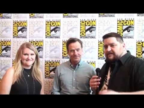Download Bryan Cranston & Jillian Bell interview for SUPERMANSION at San Diego Comic-Con 2015