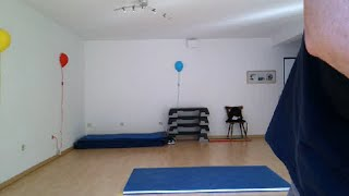 Wasserball Training 27.05.2020