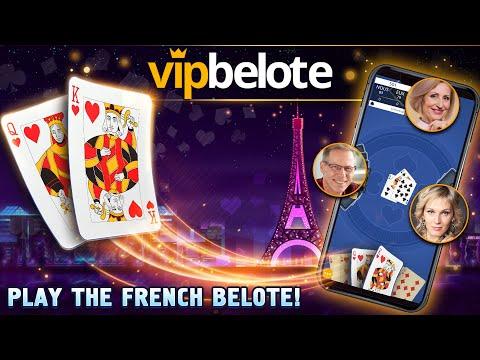 VIP Belote - Coinche & Belote