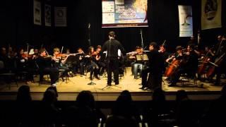 Estação da Música 2013 Francisco Beltrão - Game Of Thrones (Ramin Djawadi - Main Title)