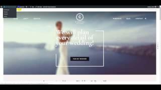 Wedding Planner - Installation & Dummy Data