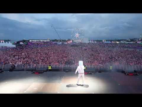 Marshmello, Crowd Control - Left To Right