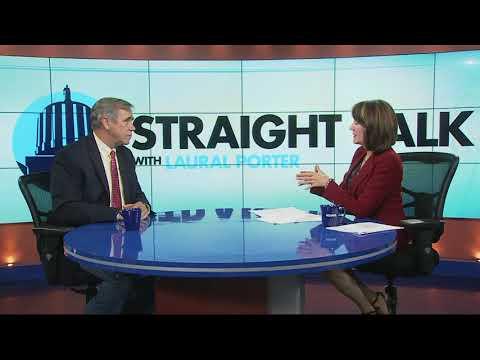 Straight Talk web bonus: Sen. Jeff Merkley