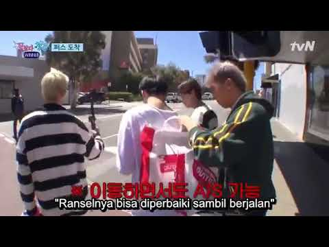 Winner Shopping Time - Youth Over Flower - 2/2 (Sub Indo)