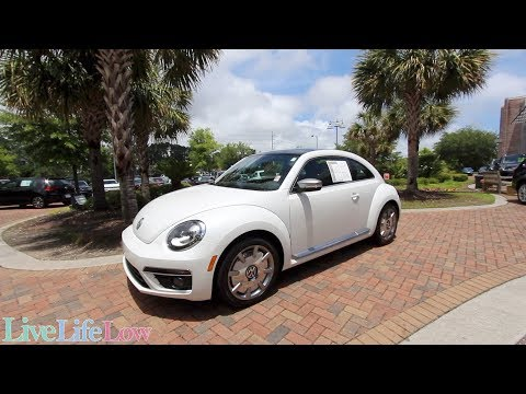 Here's a Tour of a 2014 Volkswagen Beetle DSG w/TDI Clean Diesel | REVIEW & For Sale