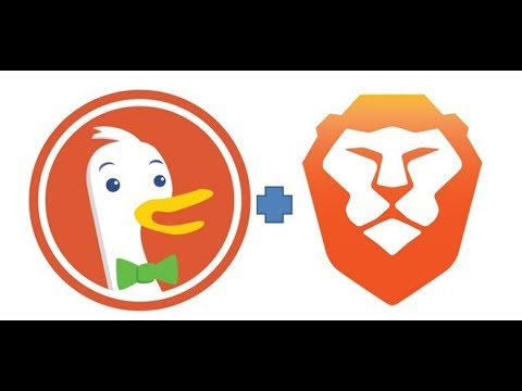 Brave browser doubles down on privacy with DuckDuckGo search option
