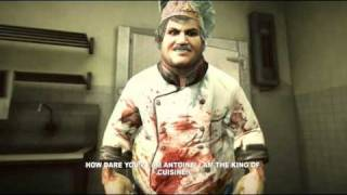 Dead Rising 2 - Boss Chef Antoine - Tastes Like Chicken