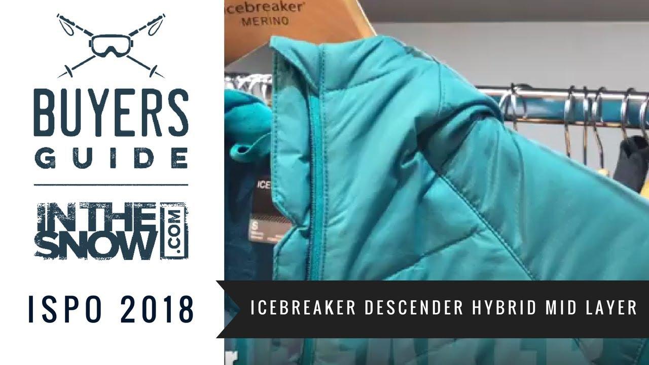 icebreaker jacke damen