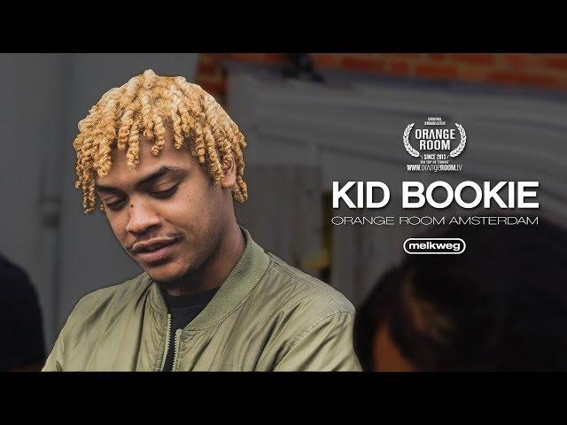 Kid Bookie at Melkweg Amsterdam (Bone Thugs N Harmony support act)