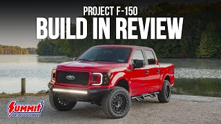 Project F-150 Build in Review