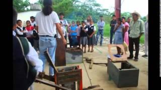 "Experiencia proyecto KATUXAWAT ""Edu. Ambiental"" Huehuetla, Puebla"