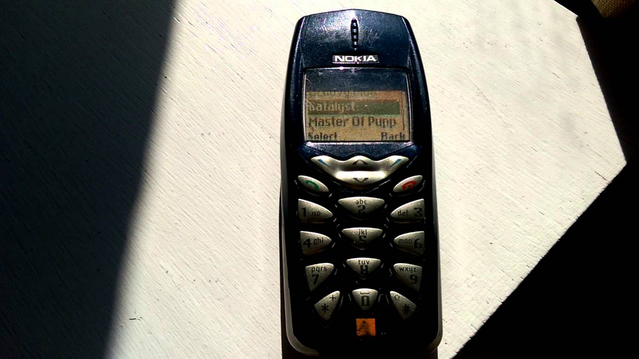 suoneria nokia 3510i