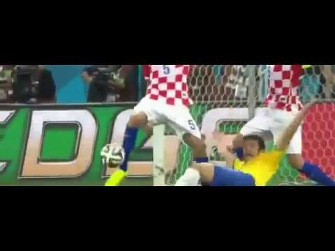 Fred Funny Penalty   Brazil vs Croatia 3 1 Brasil World Cup 2014 12 06 2014ipad