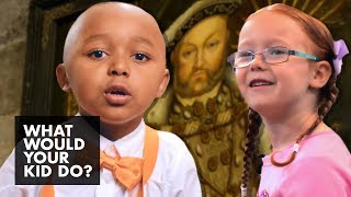 ALL OF THE FUNNIEST MOMENTS | What Would Your Kid Do?