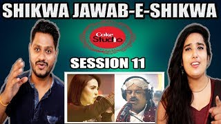 Indian Reaction On Shikwa⁄Jawab-e-Shikwa | Coke Studio Season 11 | Episode 1 | Krishna Views