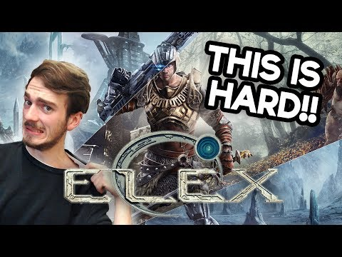 ELEX | Voice Acting Perfection (Elex PC Gameplay)