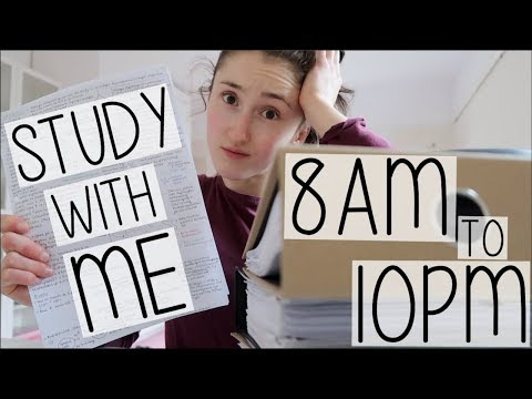 INTENSE STUDY WITH ME AS A CAMBRIDGE SCIENCE STUDENT | FULL DAY OF WINTER HOLIDAY WORK + REVISION