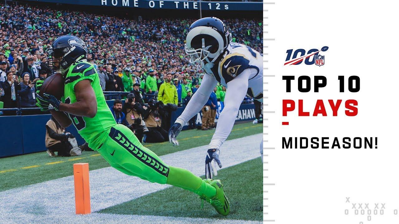 Top 10 Midseason Plays 2019 Seattle Seahawks