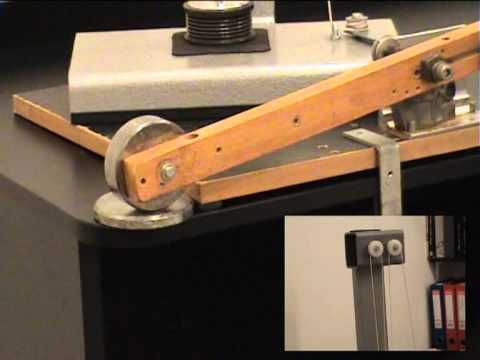Pendulum-Lever System Better Than Simple Machines