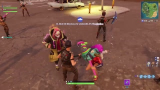 WAITING FOR NEW SKIN TOP HONDURAS PLAYER + 734 VICTORIAS + 17,264 Fortnite Battle Royale