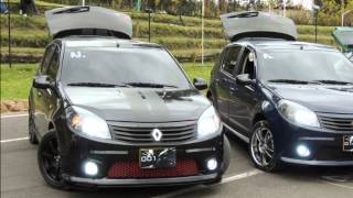 XRP Speed Figther Club Sandero Colombia CSC 2012