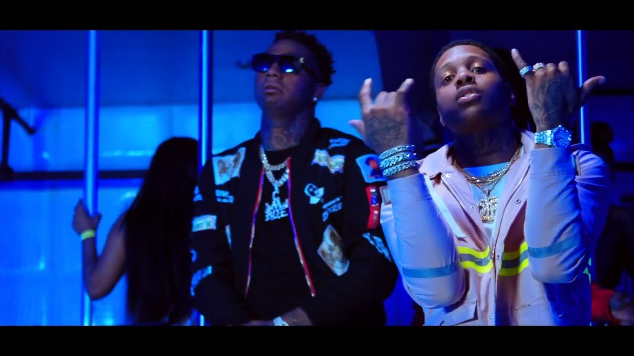 Lil Durk - Uzi Ft. Moneybagg Yo (Official Music Video)