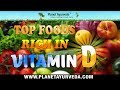 Top foods to increase the level of vitamin D in body - Vitamin D Rich Foods