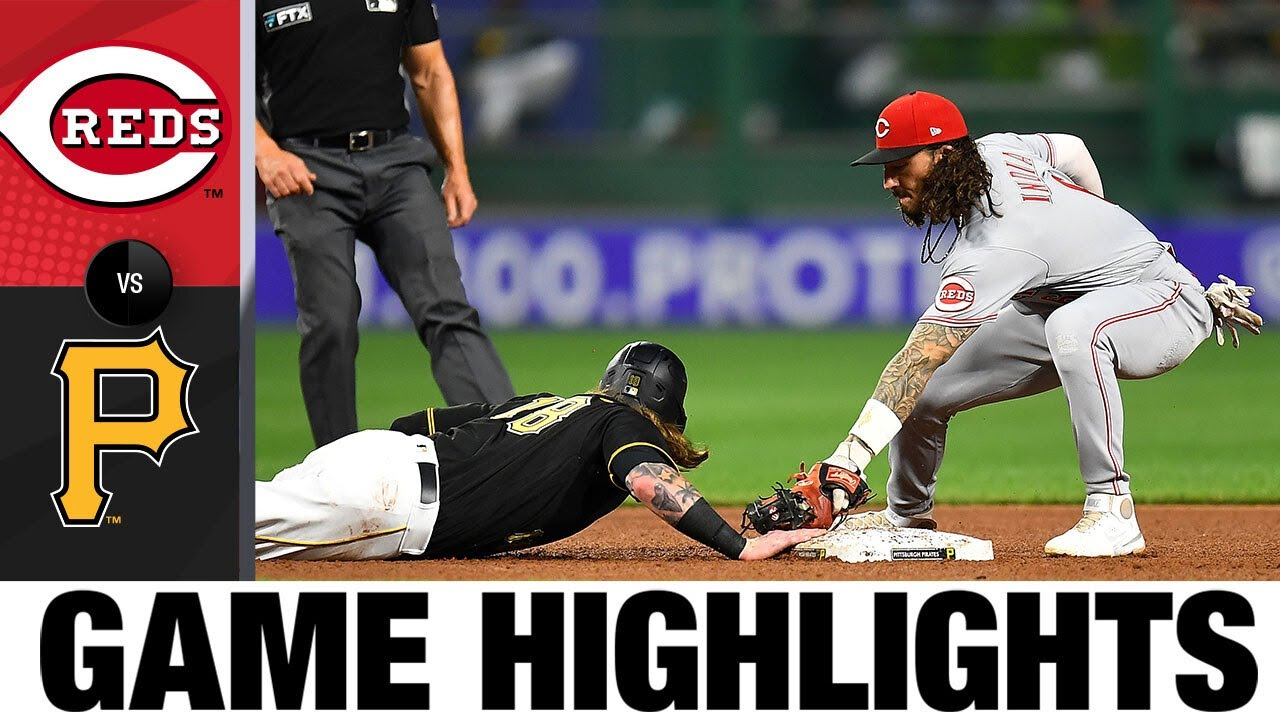 Download Reds vs. Pirates Game Highlights (9/14/21) | MLB Highlights