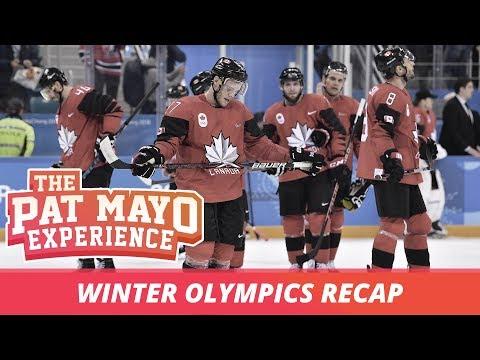 Olympics Recap, Recent Andercurses, Olive Garden, DraftKings Hockey Live Final