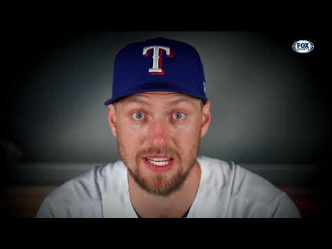 Hunter Pence living out a dream playing for his hometown Texas Rangers