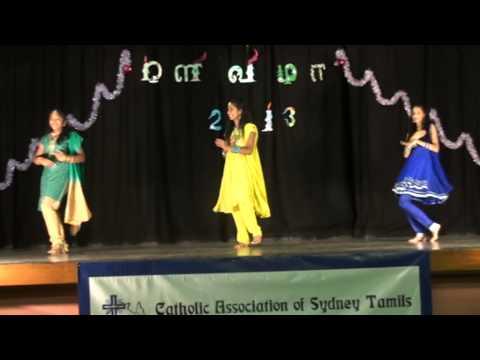 Mesiyavey Mesiyavey Tamil Christmas Dance at Seven Hills