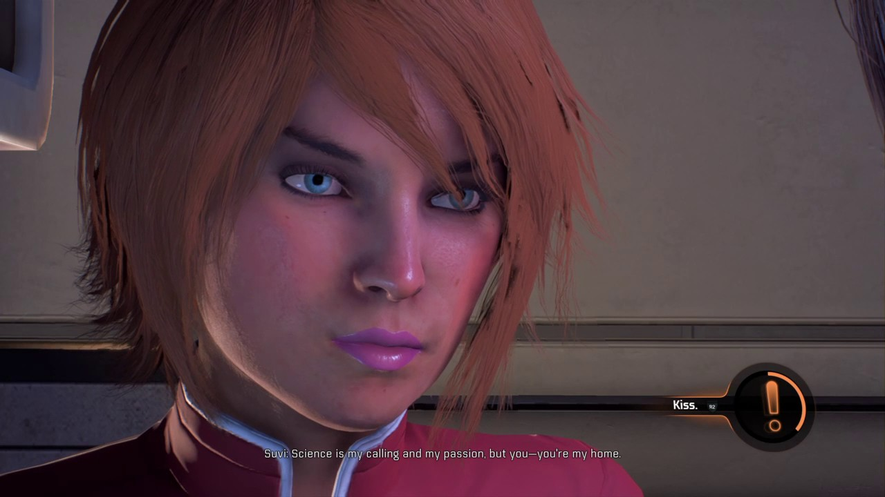 Dating suvi mass effect
